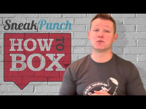 Using The Uppercut - How To Box