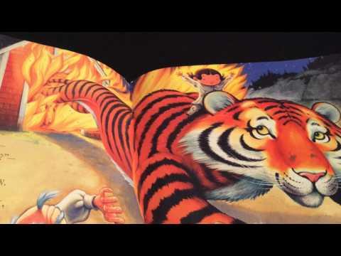 Story Time with Bazi in Dari and Farsi: The Circus Ship