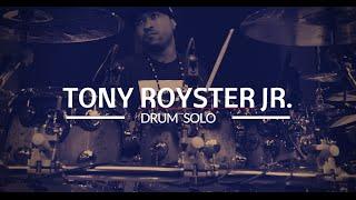 Tony Royster Jr. Drum Solo - Drumeo Edge (Solo #4 of 4)