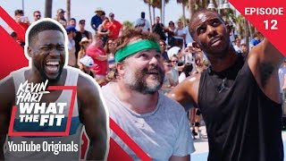 Download Basketball with Jack Black & Chris Paul | Kevin Hart: What The Fit Ep 12 | Laugh Out Loud Network Mp3 and Videos