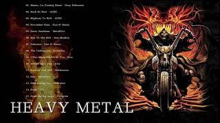AC/DC ,Iron Maiden , Metallica ,Helloween ,Black Sabbath - Metal Hard Rock Ballads Of All Time