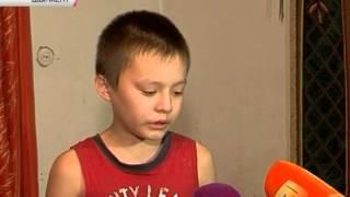 В Шымкенте 13-летний мальчик ухаживает за мамой-инвалидом