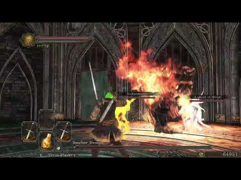 Return to Drangleic 2018 - Dark Souls 2 SOTFS - Smelter Demon - Episode 24