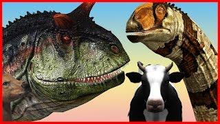 Raptor 3D Venator Короткий фильм для детей в Буффало | Динозавры короткометражных фильмов для детей
