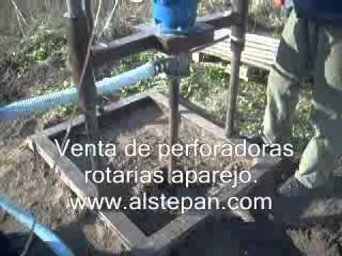 Perforar su pozo de agua propio perforaci n de pozo para for Como hacer un tanque de agua para rustico