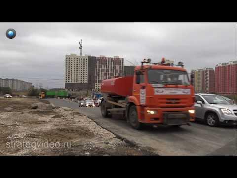 Въезд/выезд с ул. Липчанского на Зенинское шоссе