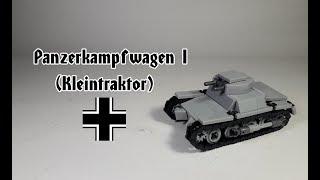 WW2 Panzer 1 | Огляд