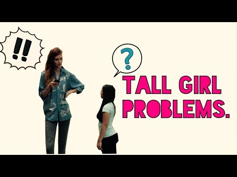 surprising perks being tall girl