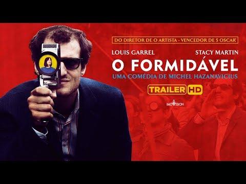 O Formidável - Trailer HD legendado