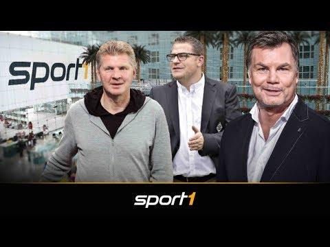 Ganze Folge CHECK24 Doppelpass mit Max Eberl und Stefan Effenberg | SPORT1 - CHECK24 Doppelpass