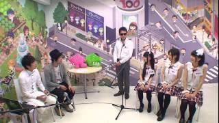 2012/06/28 NON STYLE の「ドルスタ!」 ゲスト:とちおとめ25 次→ http...