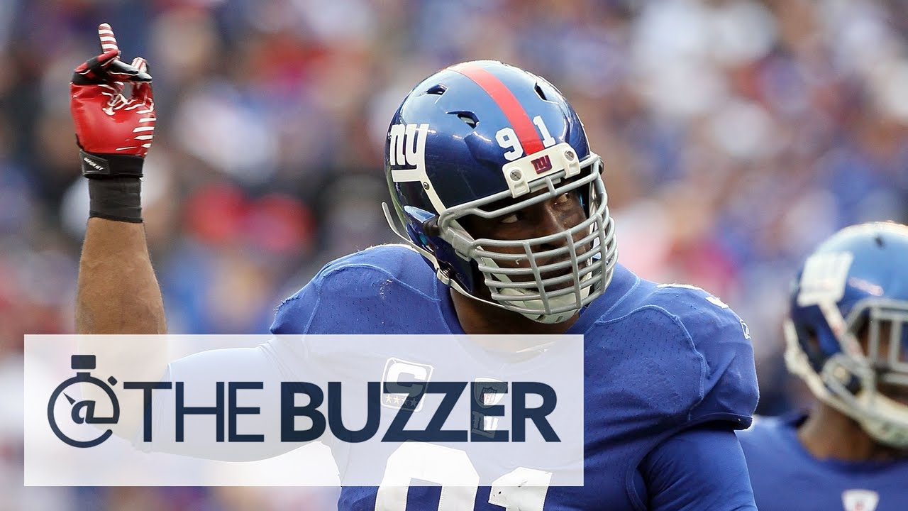 Can Justin Tuck Wear His Signature Facemask This Season ...