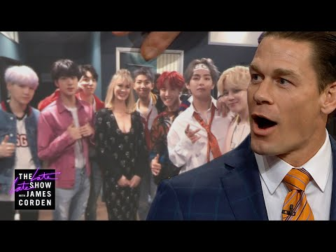 Who Is John Cena's Favorite BTS Member?