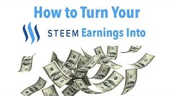 How to Cash out Your Steemit Rewards