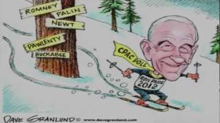El Dr. Ron Paul de dibujos animados de Interpretación - Ep