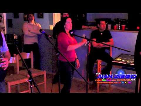 Karaoke Latino 2013 - Lorena Cantando DJ Juan Diego VII