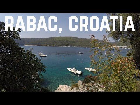 My Visit to Rabac, Croatia