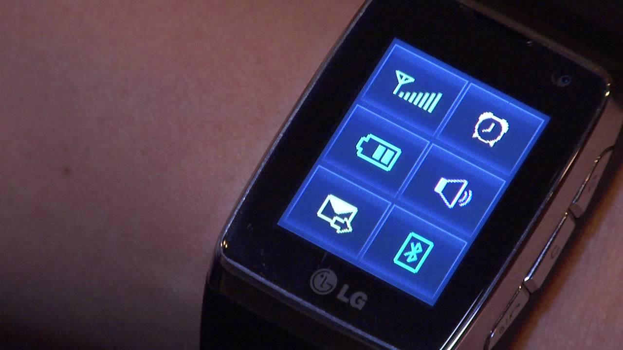 Lg watch phone