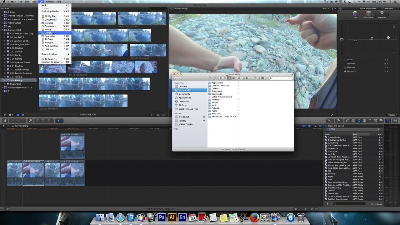 Adding Color Presets to Final Cut Pro X