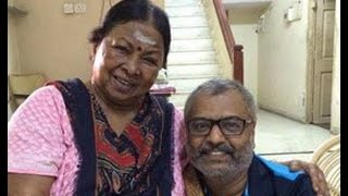 Comedy Actor Vivek gets the blessings of Aachi Manorama | Hot Tamil Cinema News