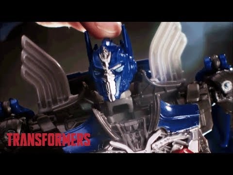 Transformers Türkiye - 'Transformers TF5 Premiere Figür' TV Reklamı