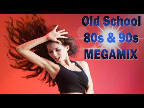 Old School 80s & 90s MegaMix2 - (DJ Paul S)