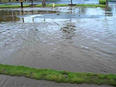 Kihei Hawaii Flood, January 2011