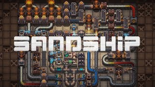 Sandship: Crafting Factory