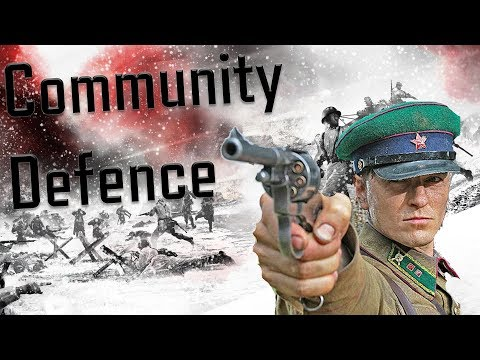 [CoH2] Company of Heroes 2 - Fantastic game using a rarely seen commander!