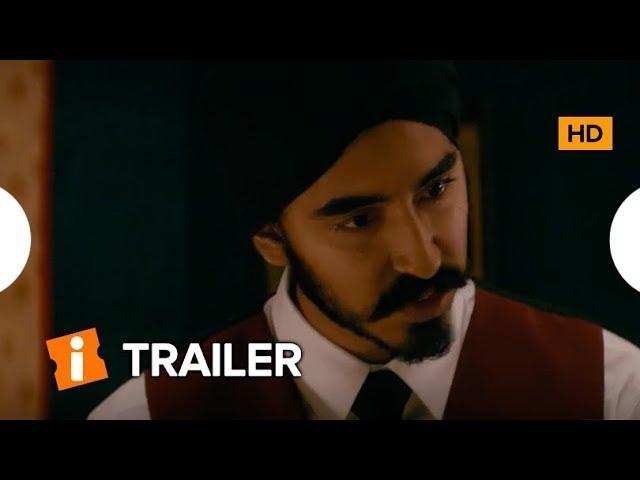 Atentado ao Hotel Taj Mahal   Trailer Legendado
