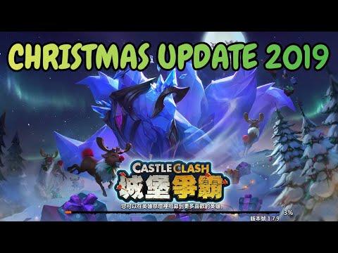 Christmas Update Review L Castle Clash