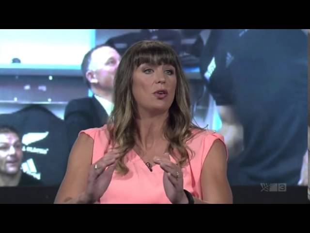 Host for 7 Days of Sport - Episode 5
