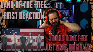 Home Free Reaction - Land of the Free How Do They Do It?