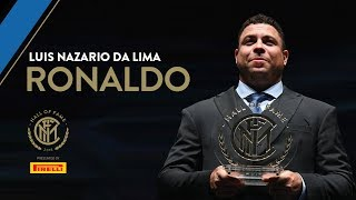 RONALDO Nazario da Lima | Interview | Inter Hall of Fame 2018