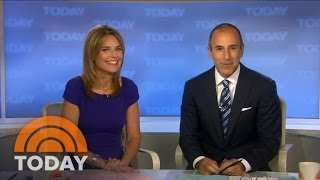 Savannah Guthrie's Co-Anchor Debut | Archives | TODAY