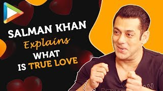 Salman Khan EXPLAINS Why LOVE AT FIRST SIGHT Turns Out to be DISASTER | Notebook