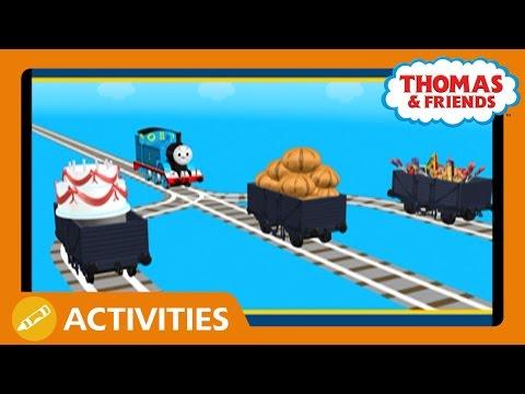 Thomas & Friends UK: Celebration Delivery