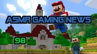 ASMR Gaming News (98) Overwatch, Minecraft, Nintendo Switch, Kingdom Hearts 3, Dragon Quest, E3 +