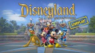 Xbox One: Disneyland Adventures Liveplay