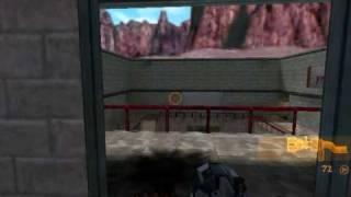 Half Life 1 Multiplayer gameplay 1