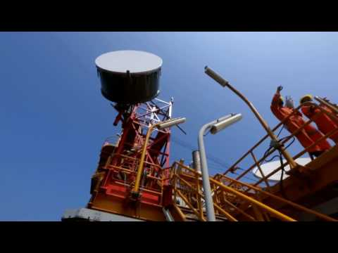 Microwave Communications - Backbone of Offshore Operations
