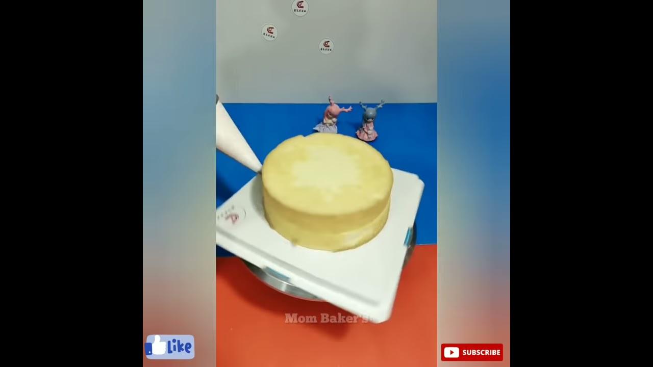 Cake Decorating Ideas For Girls #Shorts