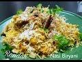 Resep Nasi Biryani