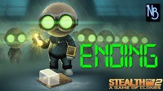Stealth Inc 2 Walkthrough Part 24 ENDING No Commentary