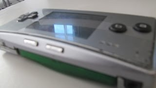 How To: Turn off a Gameboy Micro™