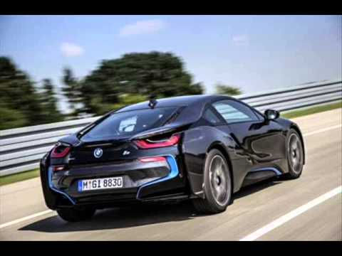 All New 2014 BMW I8 Black