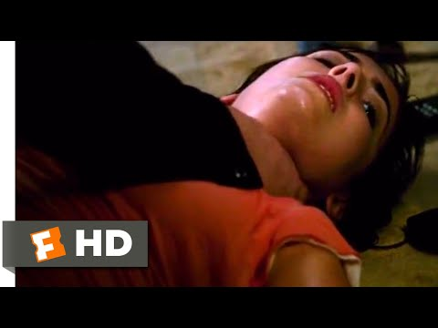 When A Stranger Calls (2006) - Fighting The Stranger Scene (9/10) | Movieclips
