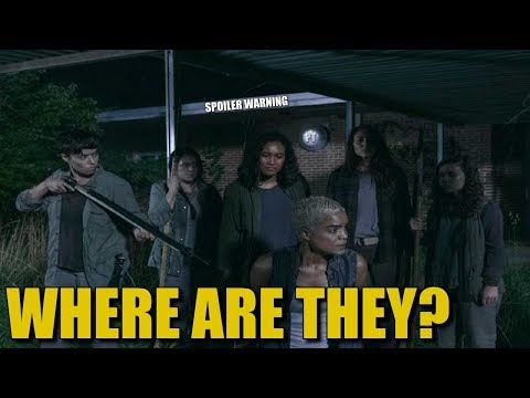 The Walking Dead Season 9 Oceanside News & Theory - What Happened To Oceanside? thumbnail