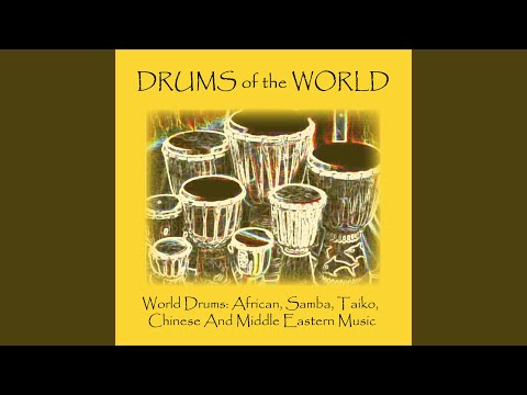 West African Drum Music