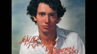 Jonathan Richman & The Modern Lovers - Abominable Snowman In The Market